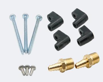 differential pressure gauge accessories